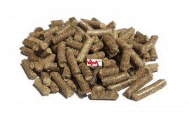 Pellet keményfa 15kg/zsák FSC100% SGS-COC-006774