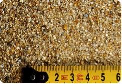 Gyephomok (kvarchomok) 0,03-2 mm  25 kg-os kiszerelés