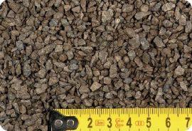 Bazalt szórózúzalék 4-8 mm 25 kg-os kiszerelés