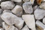 Márványtörmelék, felhőfehér 25-50 mm 25kg kiszerelés
