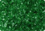 Üvegzúzalék, fűzöld 4-8 mm 10kg kiszerelés
