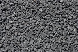 Bazaltzúzalék, fekete 8-12 mm 25kg kiszerelés
