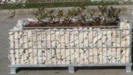 Virágtartó 45 X 50 X 60 cm  (Sz X H X M)