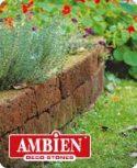 SCHERF AMBIEN Kődarabok és építőkővek