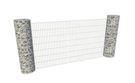 GABION kerítések » F4 típus »