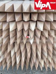 Paradicsom karó 3 X 3 X 230 cm    Keményfa    (Va) X  (Sz)  X  (Ho)